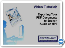 How to Listen to Your PDFs with TextAloud